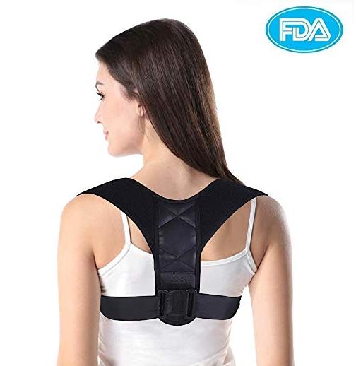 Doact – Haltungskorrektur Doact Körperhaltung Korrektor Rückenstütze Spinal für Frauen und Männer