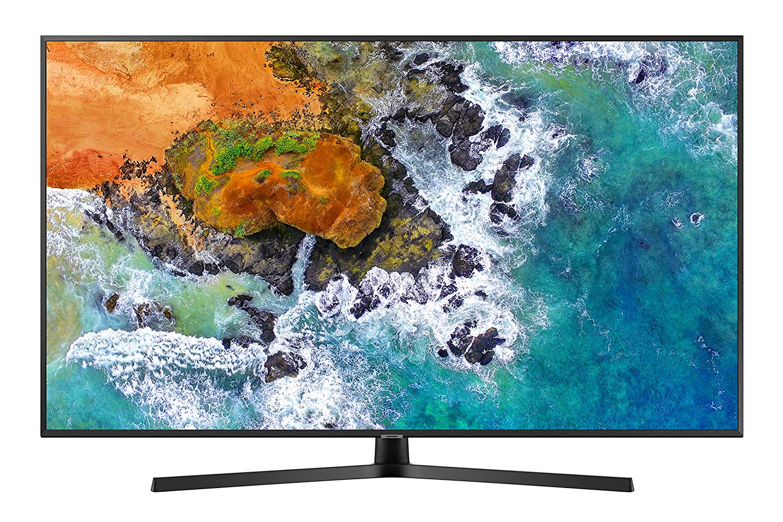 Samsung NU7409 138 cm (55 Zoll) LED Fernseher (Ultra HD, HDR, Smart TV)