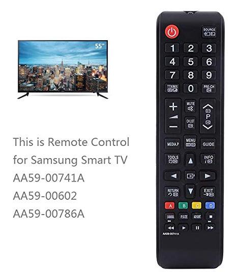 Samsung Universal Fernbedienung für 3,99€(statt9.69€)