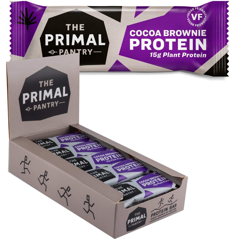 The Primal Pantry High Protein Bar – mit 15g Hanfprotein je Energie-Riegel