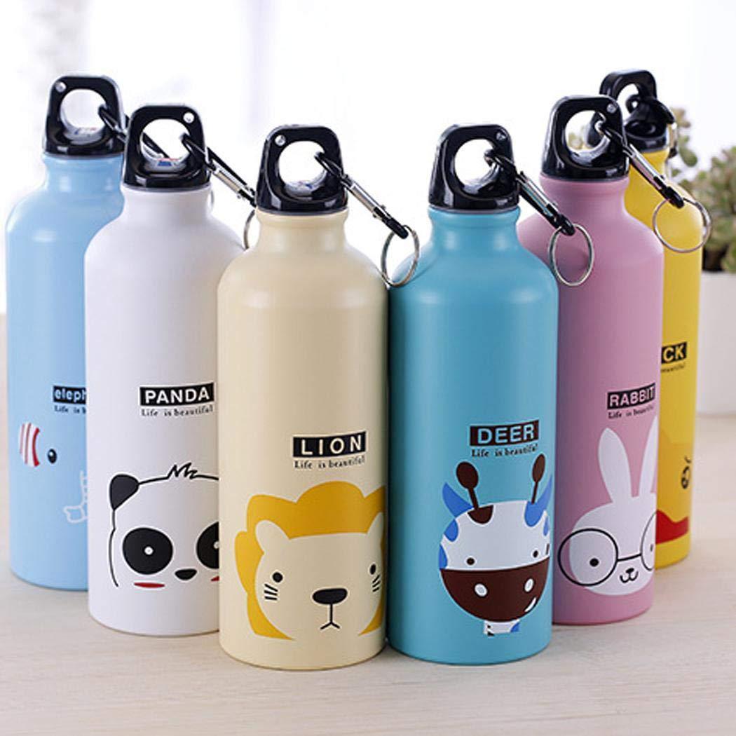 Wekold Nette Wasserflasche für Frauen und Kinder