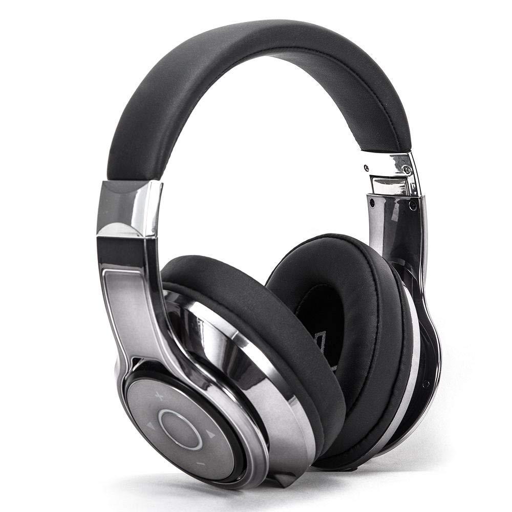 Bluetooth Kopfhörer Over Ear, ZEALOT HiFi Stereo Faltbare kabellose Headset
