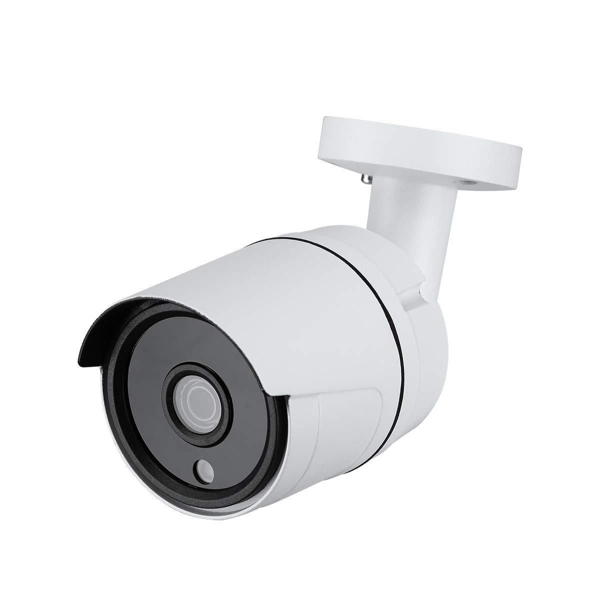 PoE IP-Kamera, 1,3 Megapixel 960P HD, PoE-Netzteil