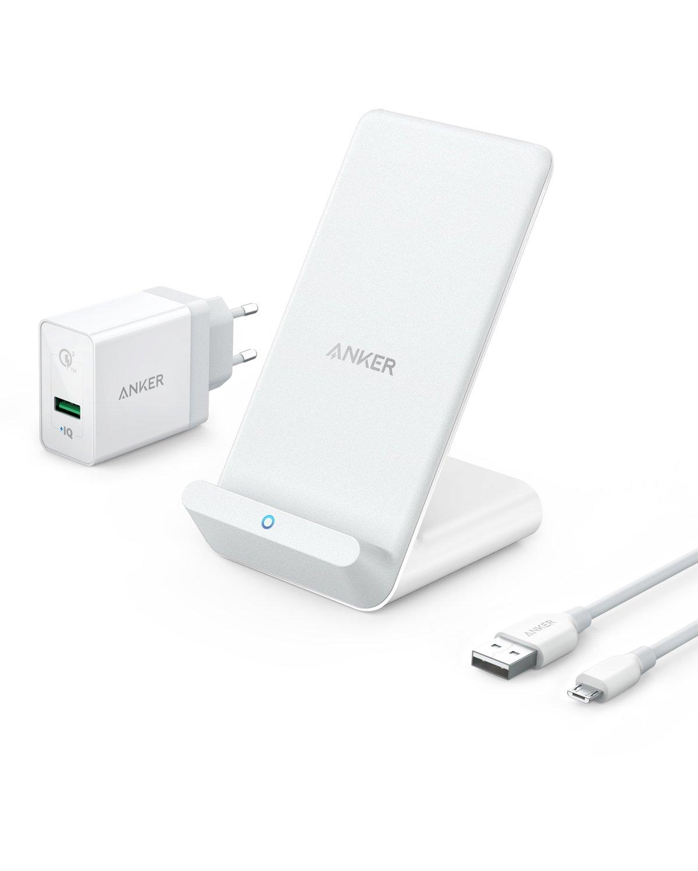 Anker PowerWave 7.5 Ladeständer Wireless Charger