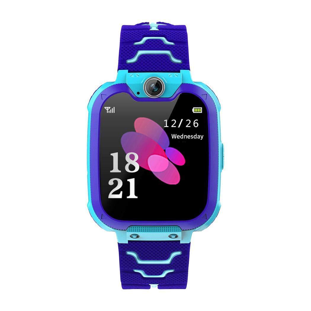 Kinder Smart Watch Phone wasserdichte Positionierung Musik-Spiel Anti-verloren Smartwatches