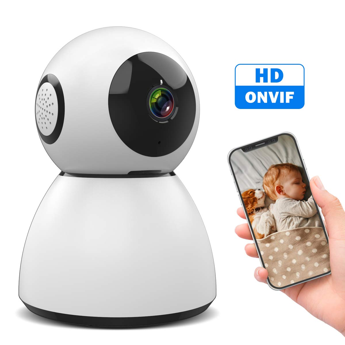 WLAN Kamera 1080P für 29,99€