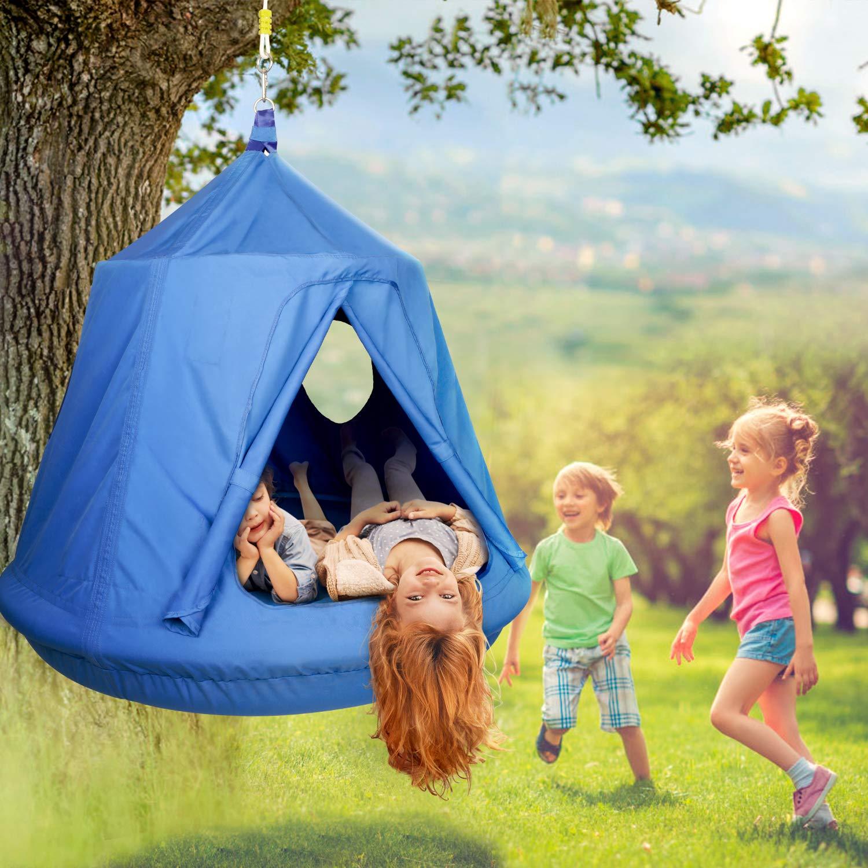 Nestschaukel Hängematte Kinder Hängesessel Hängehöhle Hammock Outdoor & Indoor