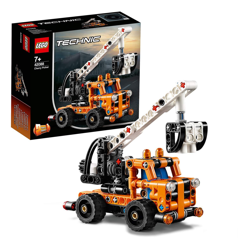 Lego 42088 Technic Hubarbeitsbühne