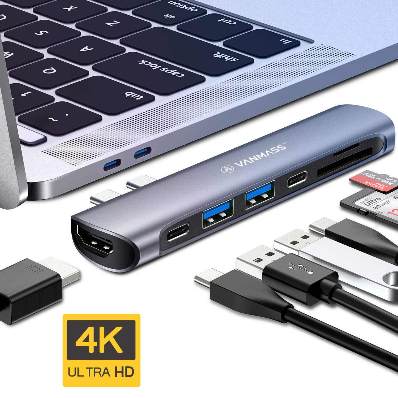 VANMASS USB C Hub