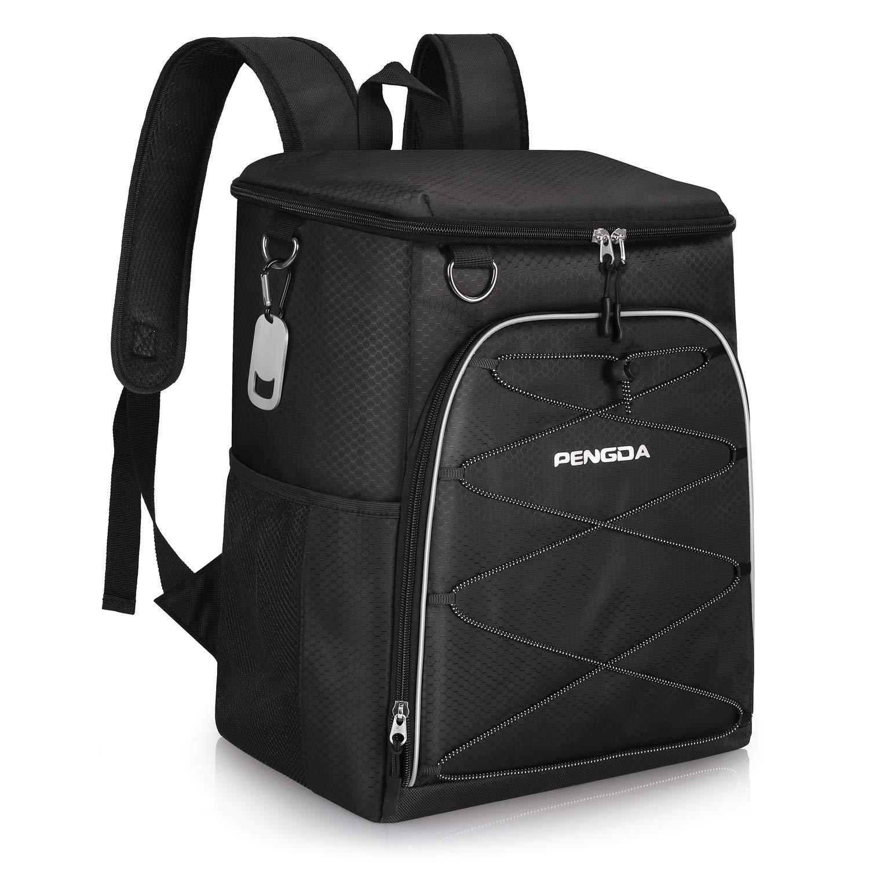 PENGDA Kühlrucksack Kühltasche – Groß Kühl Rucksack Wasserdichten Ultraleicht Rucksäcke Damen Herren Cooler Bag