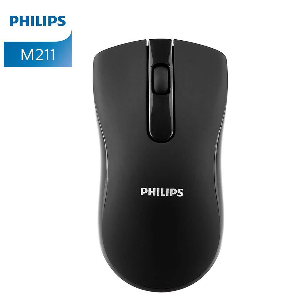 [50% OFF] Philips Optische Maus Kabellos 2.4G USB