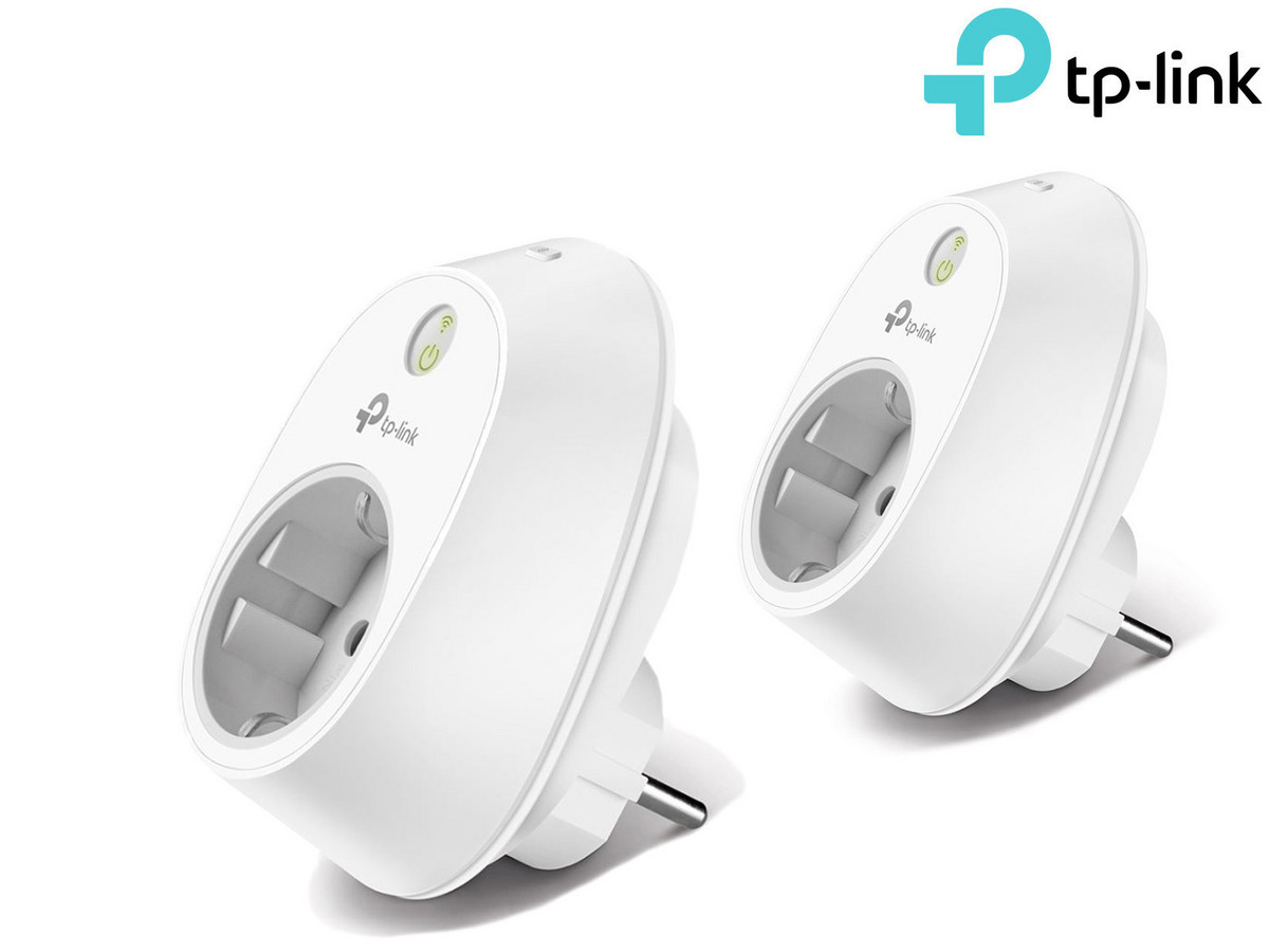 2 x TP-Link HS110 Wifi Smart Plug