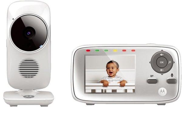 digitales Video-Babyphone