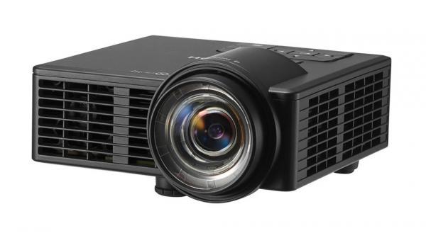 Ricoh PJ WXC1110 Mini LED Kurzdistanz DLP-Beamer 600 Lumen