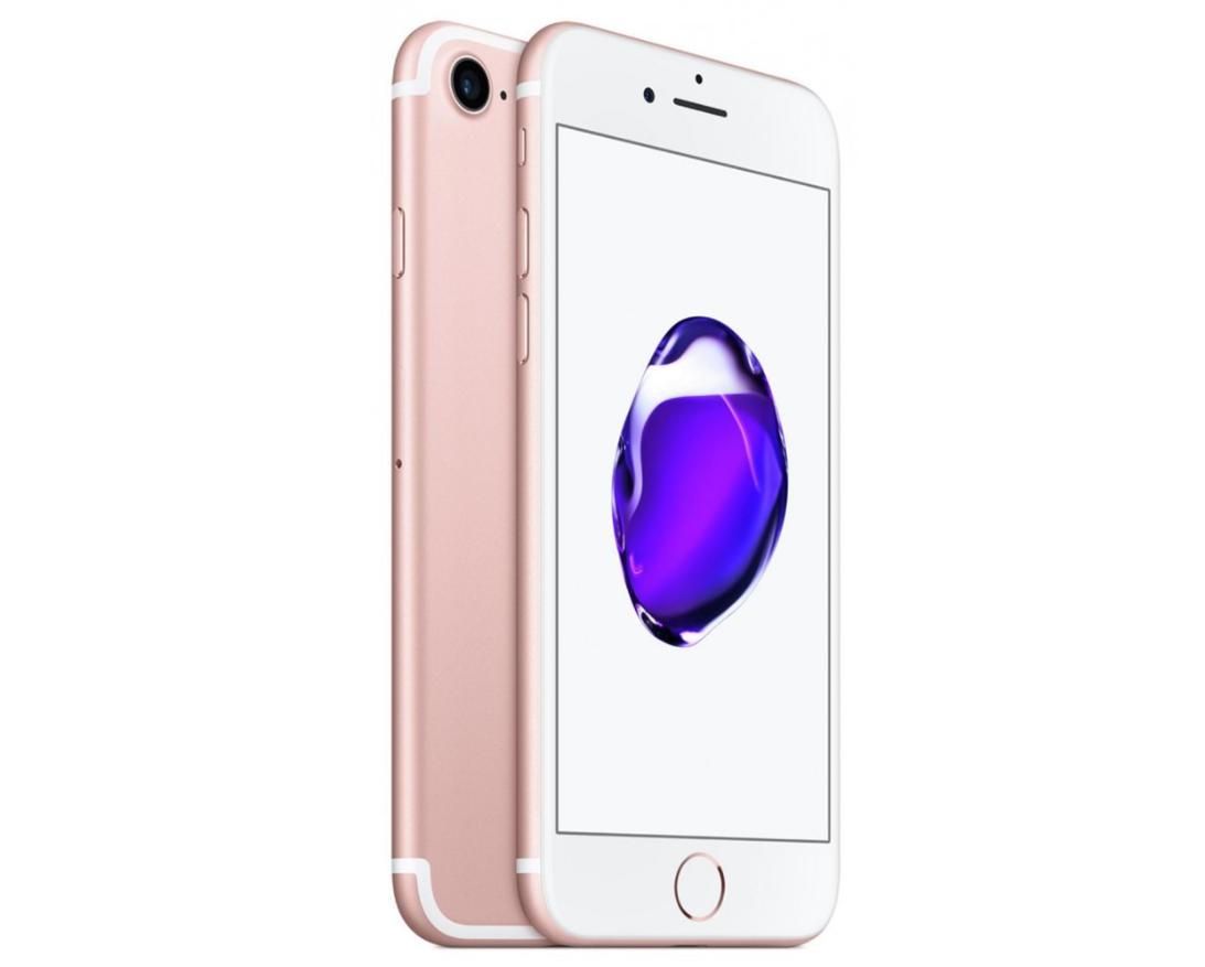 Apple iPhone 7 128GB (4,7 Zoll) Rosegold Handy Neu