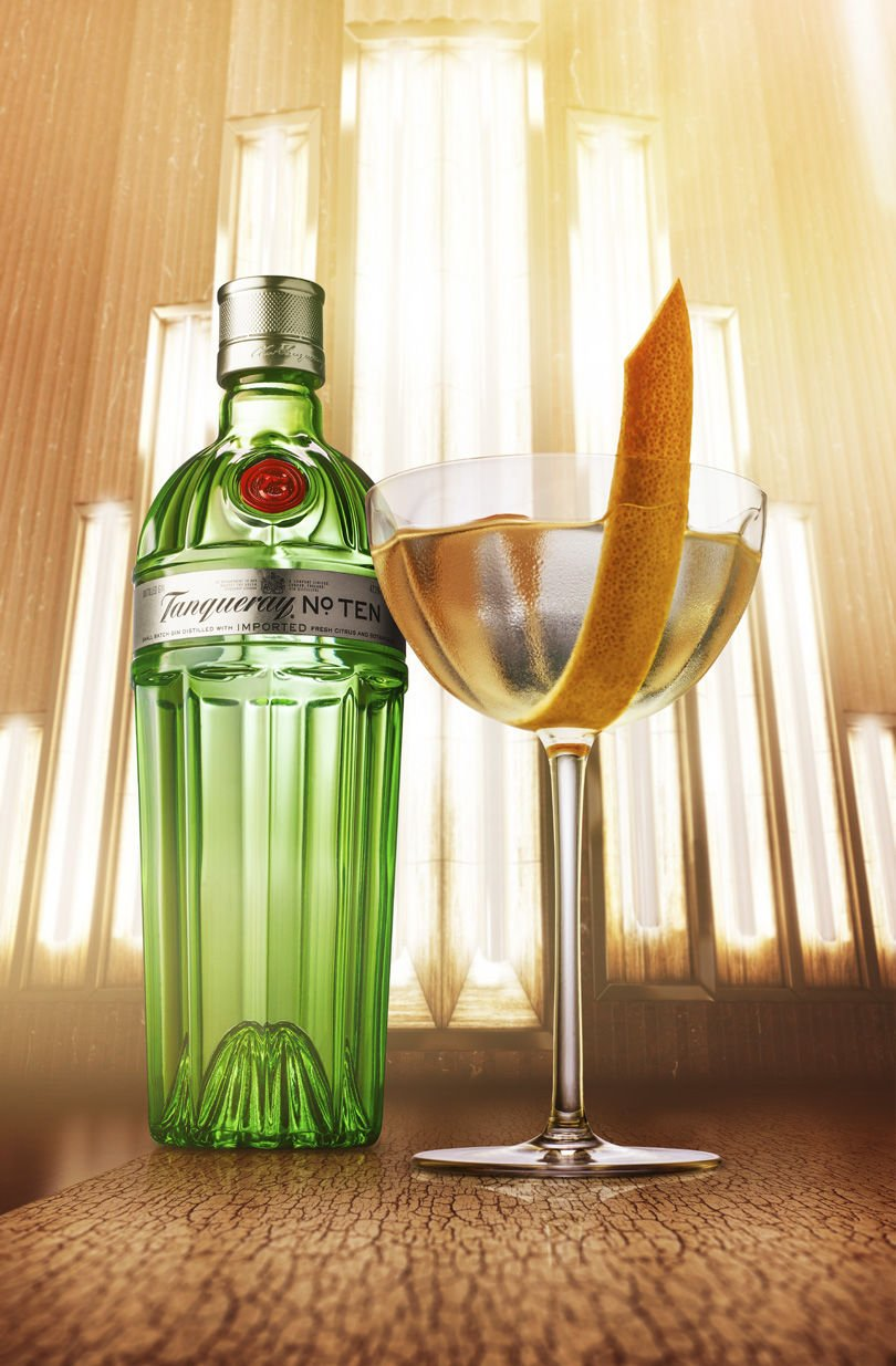 Tanqueray No. Ten Distilled Gin (1 x 0.7 l)