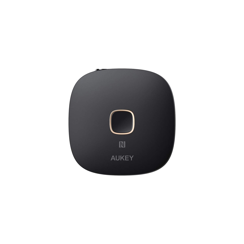 AUKEY Bluetooth Empfänger 4.1, NFC-fähiger kabelloser Audio Adapter