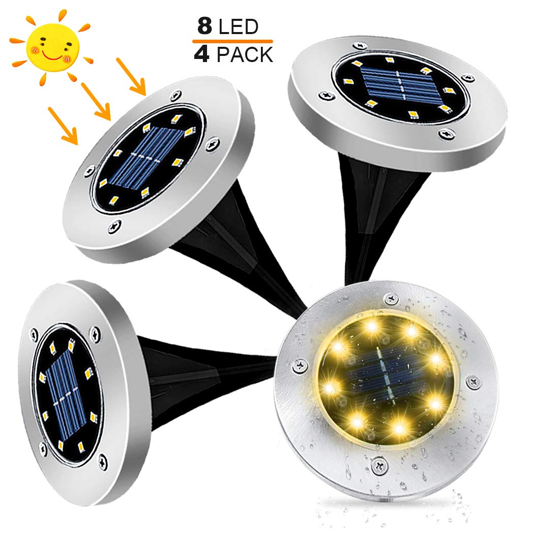 Solarlampen für Außen Garten