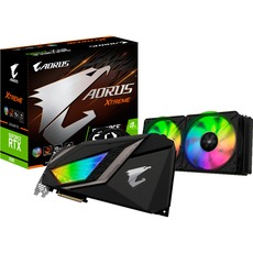 GIGABYTE GeForce RTX 2080 AORUS XTREME WATERFORCE 8G