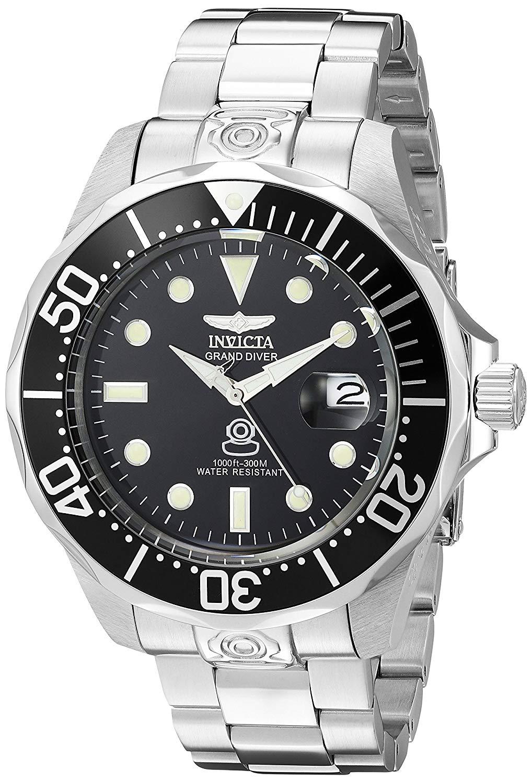 Invicta Grand Diver 3044