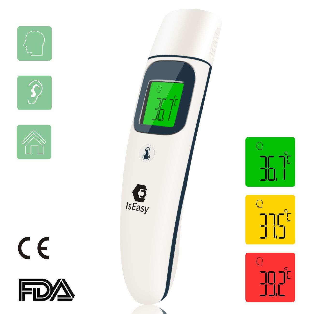IsEasy Fieberthermometer Digital Intelligent