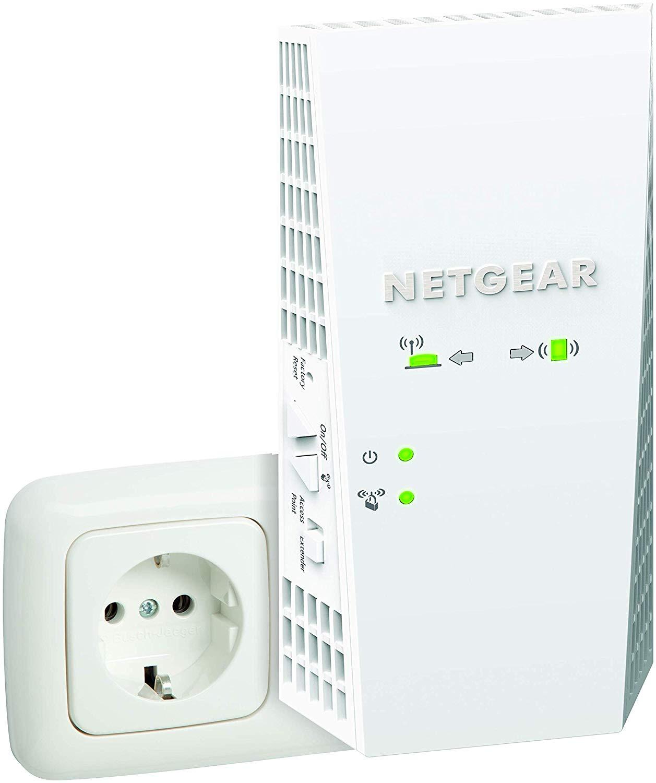 Netgear WLAN Mesh Dual Band Wireless Signal-Verstärker & Booster