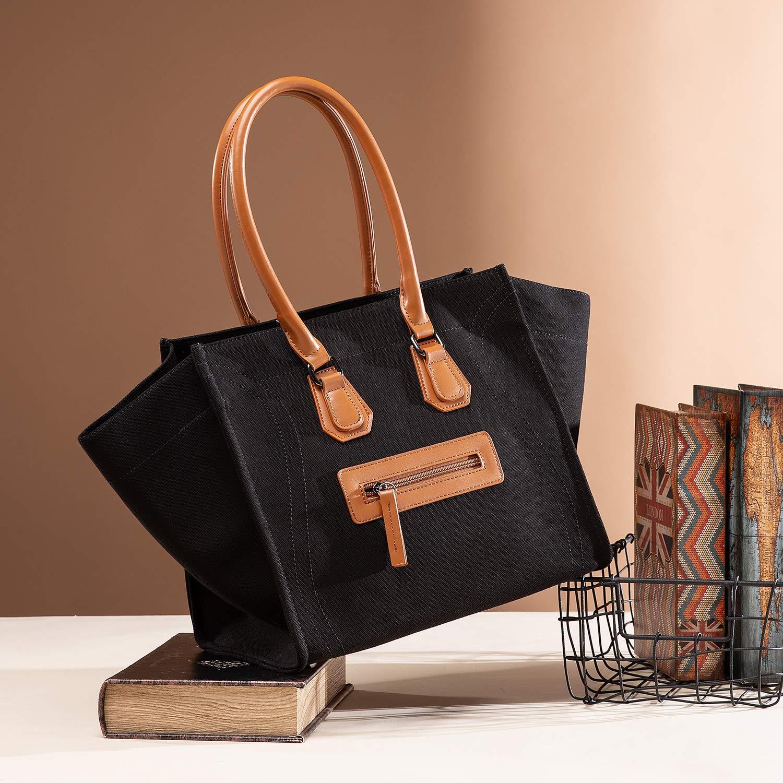 LOVEVOOK Handtaschen für Damen Umhängetaschen Handgepäck