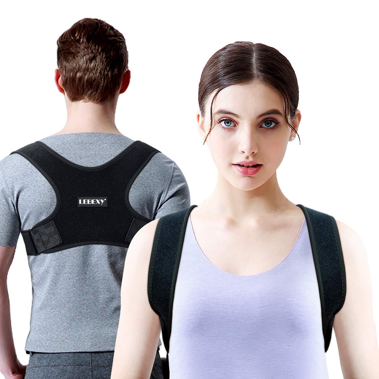 LEBEXY Haltungskorrektur Geradehalter für Rücken