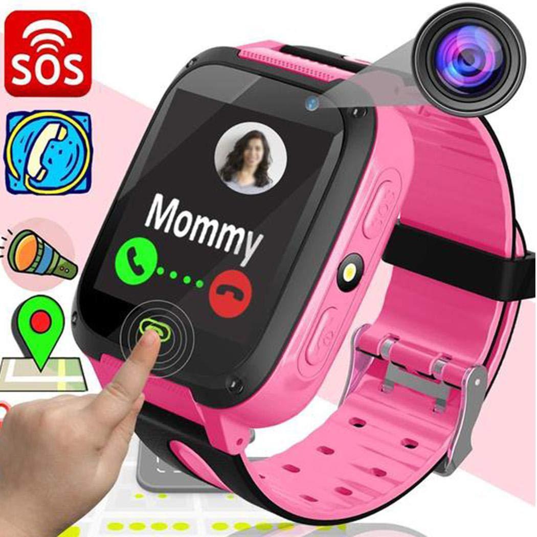 80% off Kinder Smart Watch Leben wasserdicht Anti-Lost Child Positionierung Tracking Watch Smartwatches
