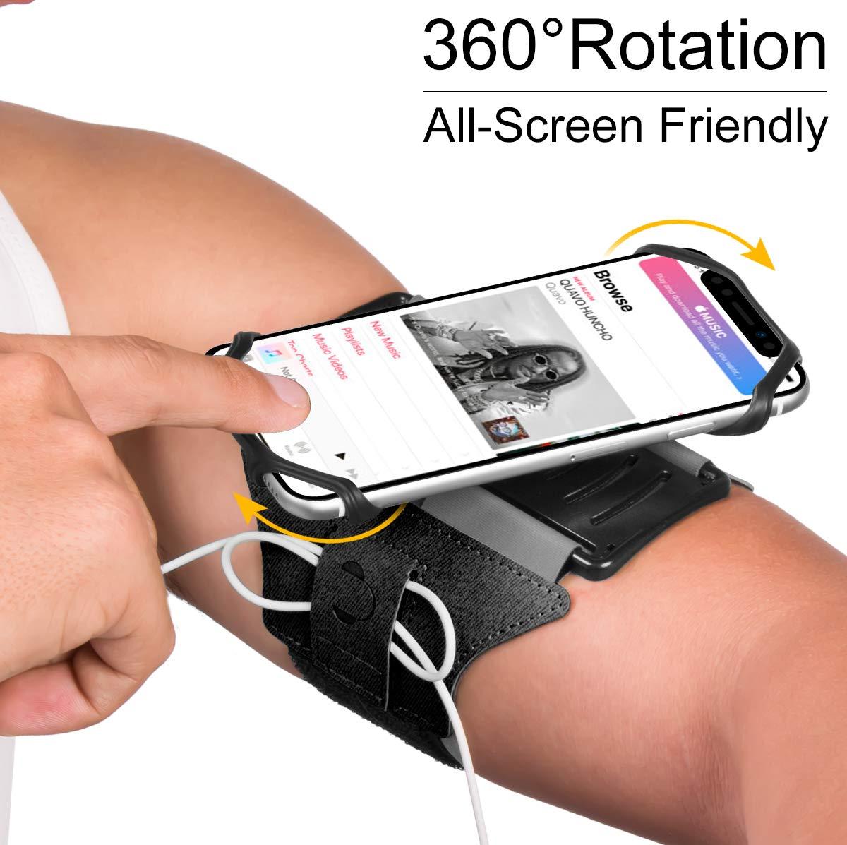 VUP 180° Drehbare Handy Sportarmband nur für €7,97 – Prime