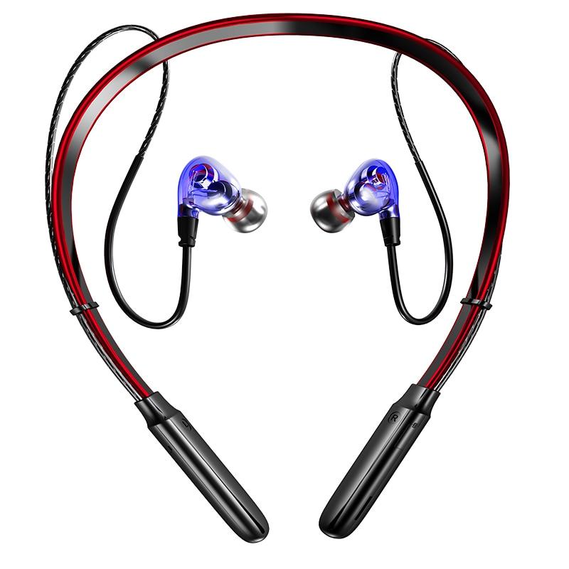 X9 Dual Dynamische Bass Sound Bluetooth Kopfhörer