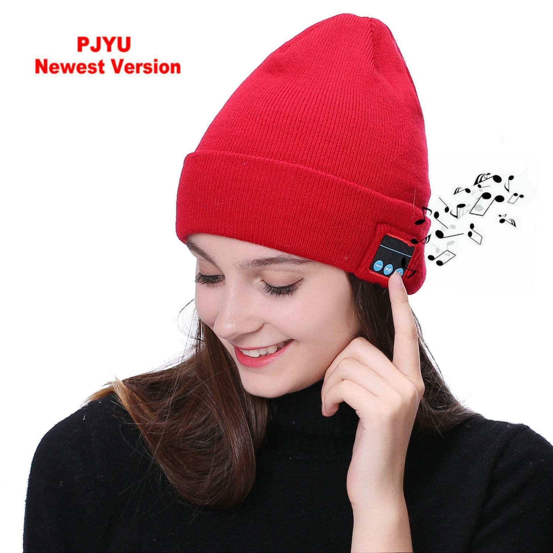 Wireless Mütze Hut Kopfhörer Winter Waschbar Hut Knit Cap