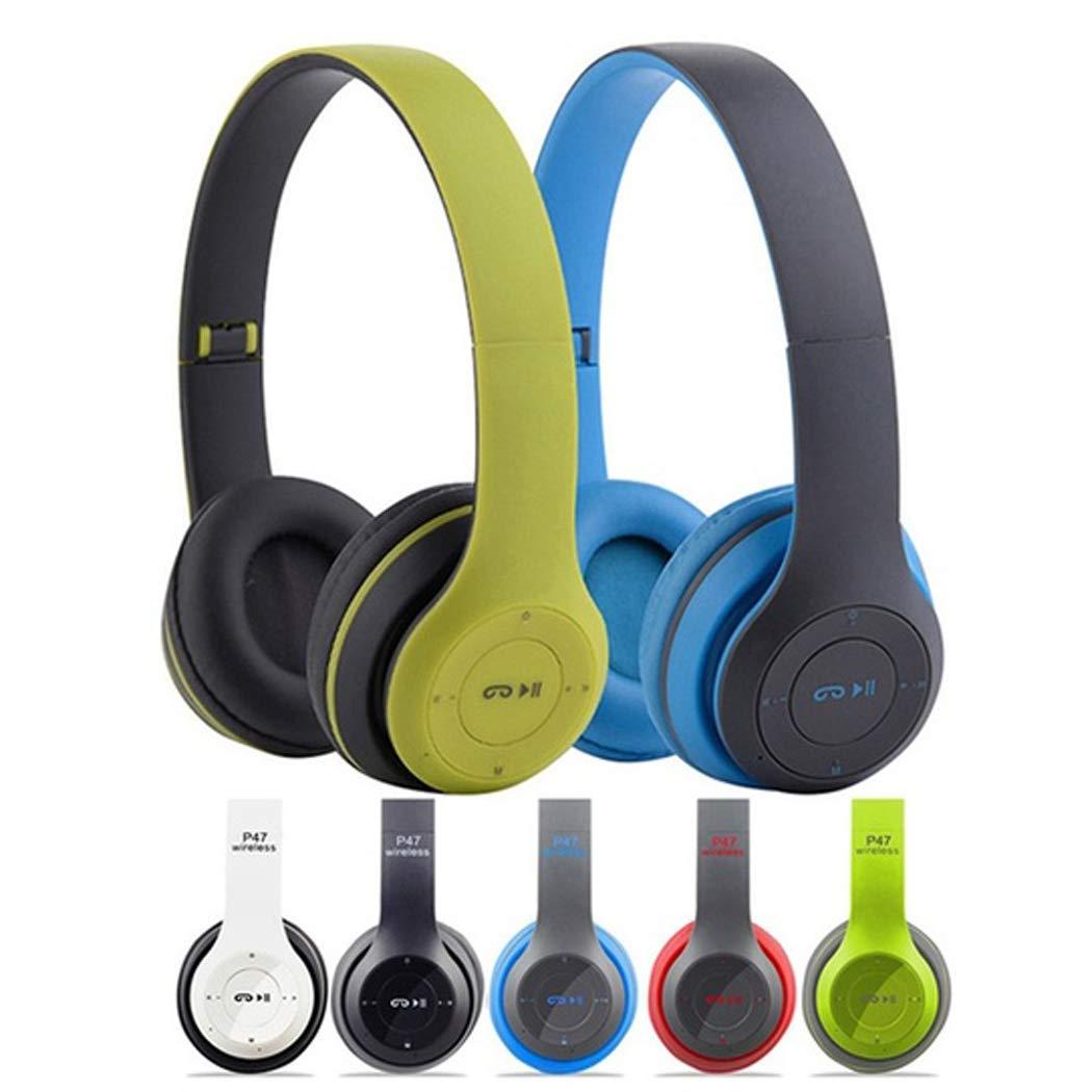 Wireless Kopfhörer Stereo Kabellos Bluetooth Headset Over Ear