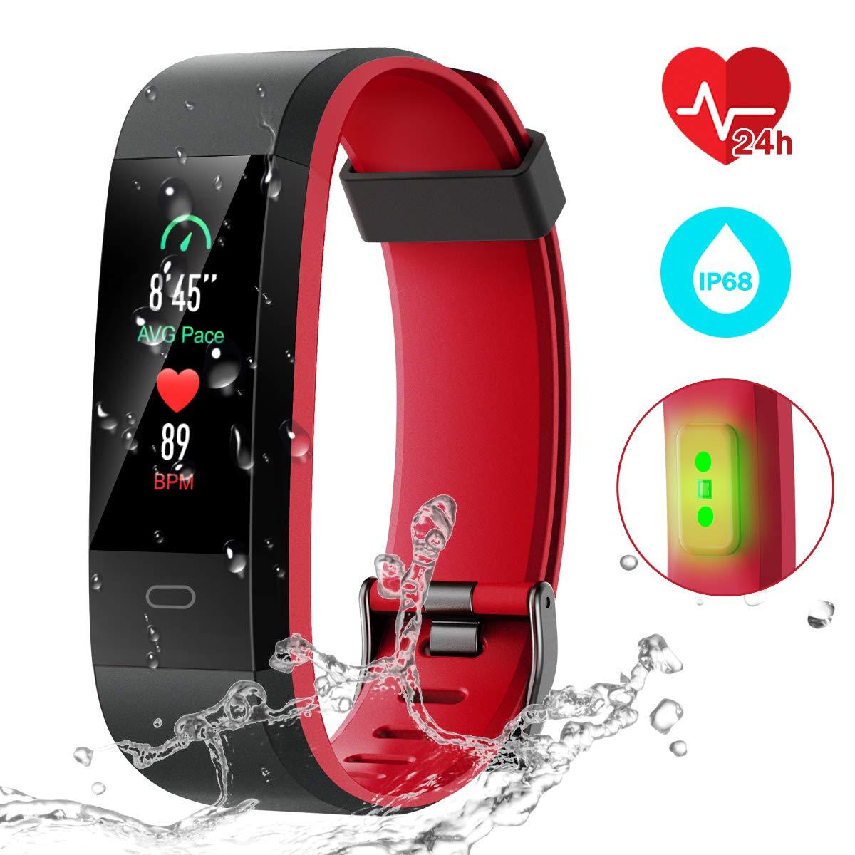 CHEREEKI Fitness Armband, Fitness Tracker