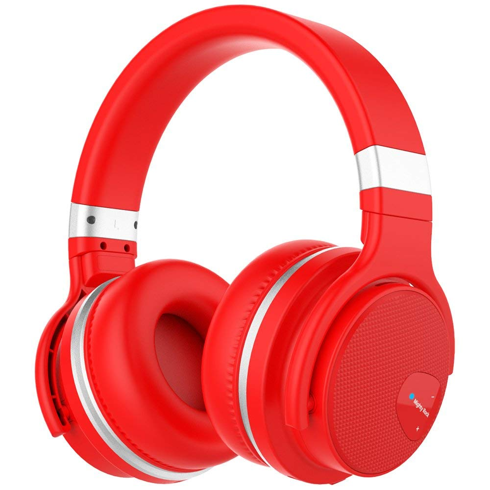 Wireless Bluetooth Kopfhörer, Mighty Rock E7 Kopfhörer Over Ear Headset