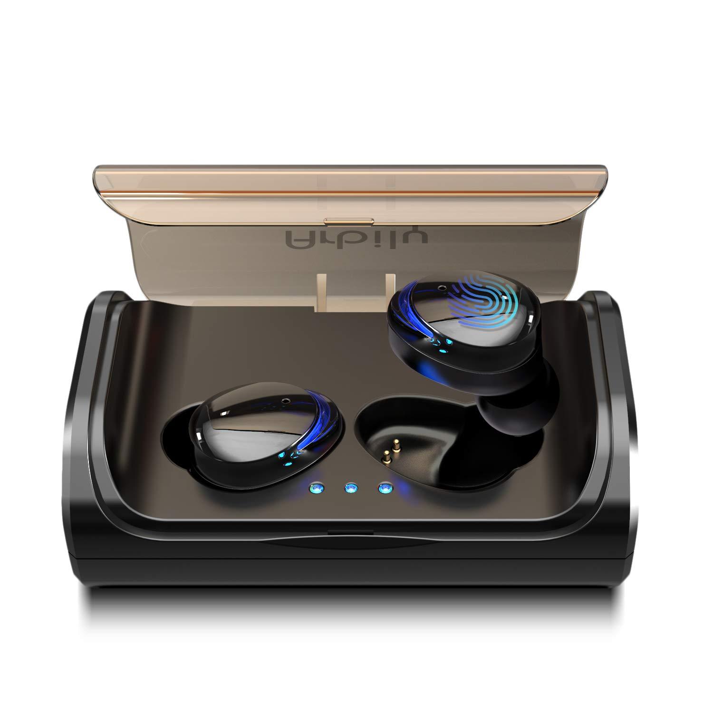 Arbily Bluetooth Kopfhörer In Ear 135 Stunden Spielzeit, Kopfhörer Kabellos True Wireless Kopfhörer