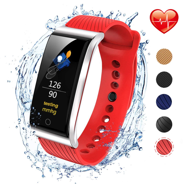 ISWIM Fitness Armband,Fitness Armband, Wasserdicht IP67 Fitness Tracker