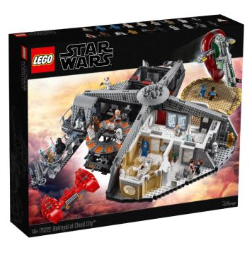 LEGO, Star Wars , Verrat in Cloud City™ 75222