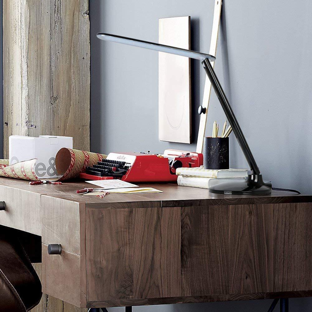 iSolem 10W Schreibtischlampe LED Tischleuchte