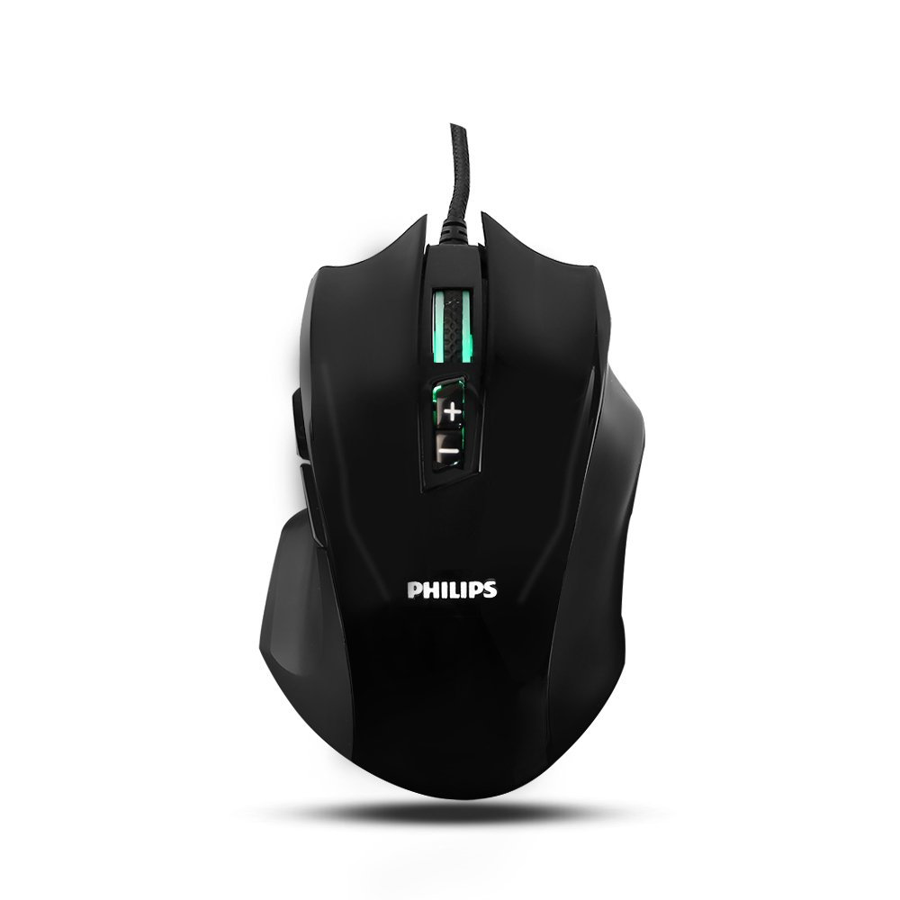 Philips Gaming Maus, RGB Gamer Mouse