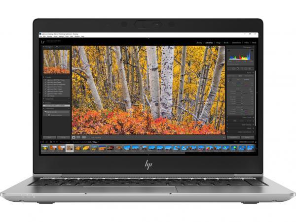 HP ZBook 14u G5 35,6 cm (14″) Mobile Workstation Intel