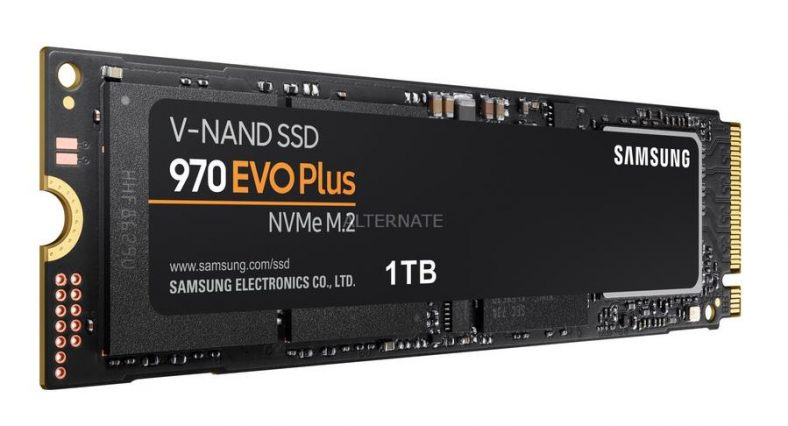 Samsung 970 EVO Plus 1 TB, Solid State Drive