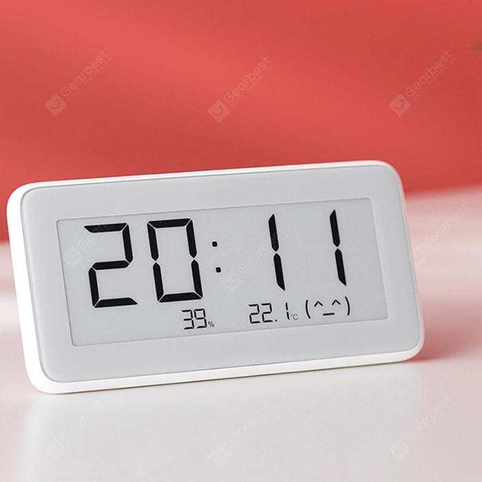 Xiaomi Mijia Elektronische Luftfeuchtigkeit und Überwachung Meter – Weiß 44