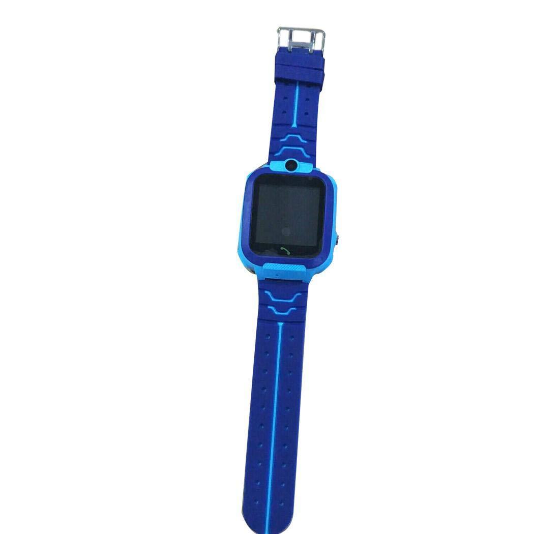 Kinder Smartwatch Wasserdicht Kinder Intelligente Uhr LBS Tracker