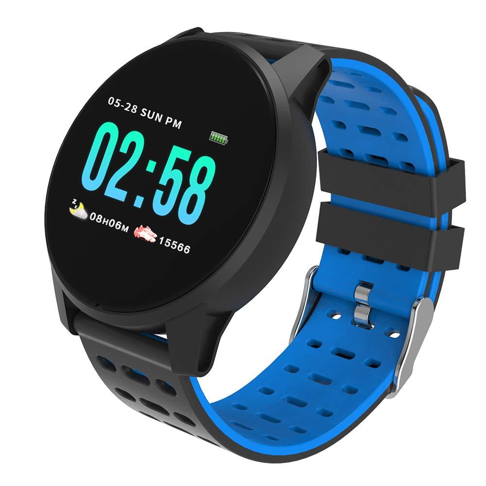 Lixada Fitness Armband 1.3In IPS Bildschirmberührung Fitness Tracker