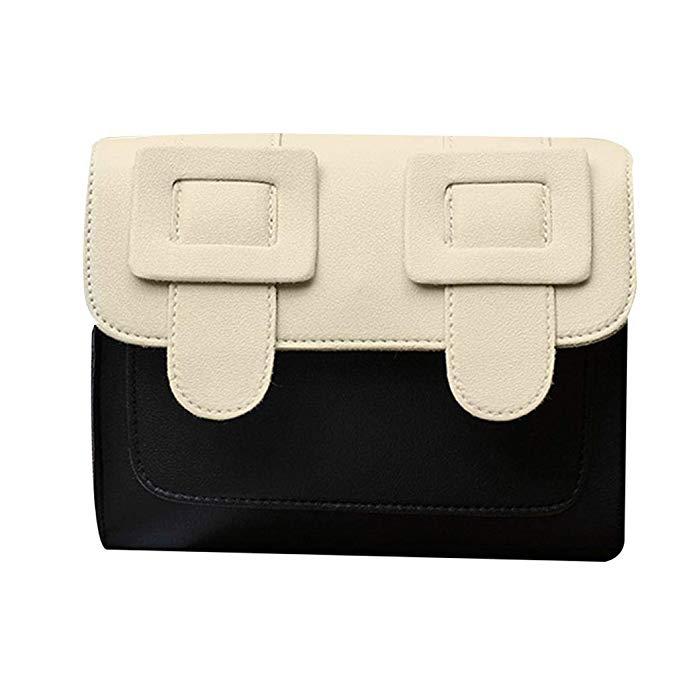 Gfone Damen Kleine Umhängetasche Einkaufstaschen Crossbody Bag