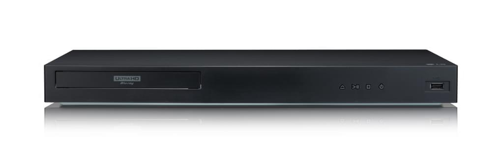 LG 4K UHD Bluray Player