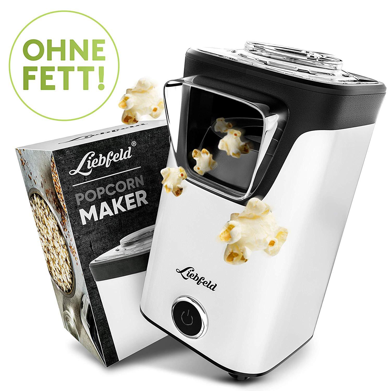Popcornmaschine für Zuhause I Popcorn Maker Machine