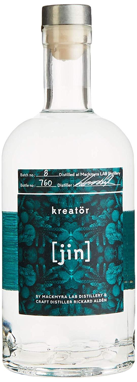 KREATÖR [JIN] Gin (1 x 0.5 l)
