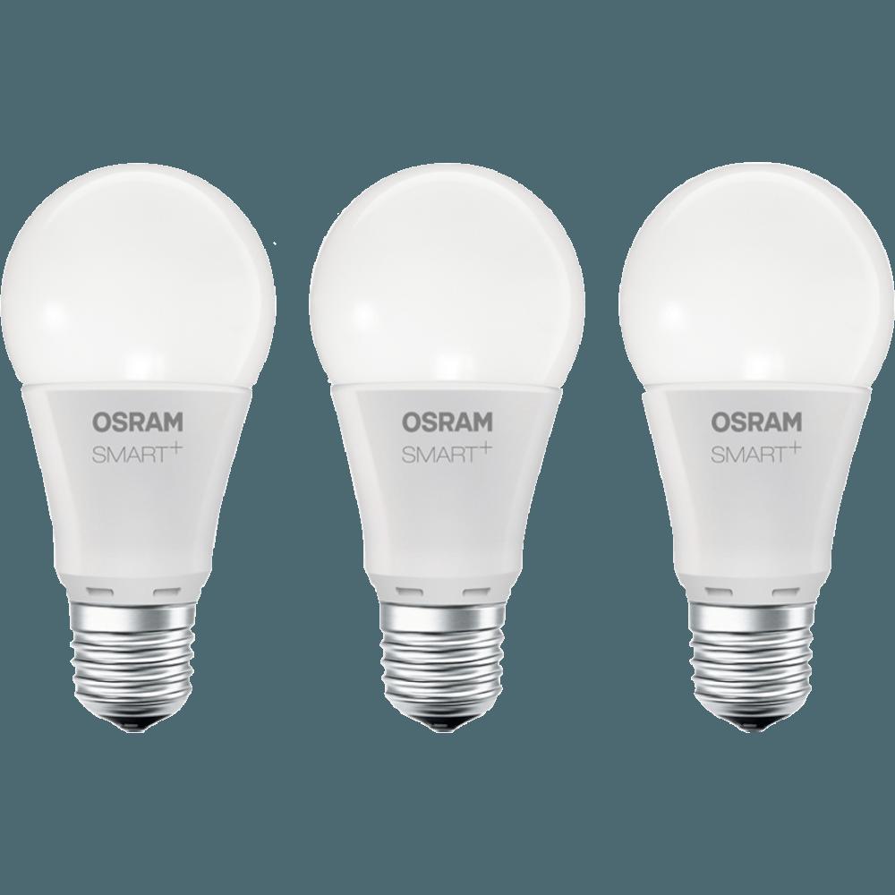 OSRAM Classic E27 Tunable White 3er Set